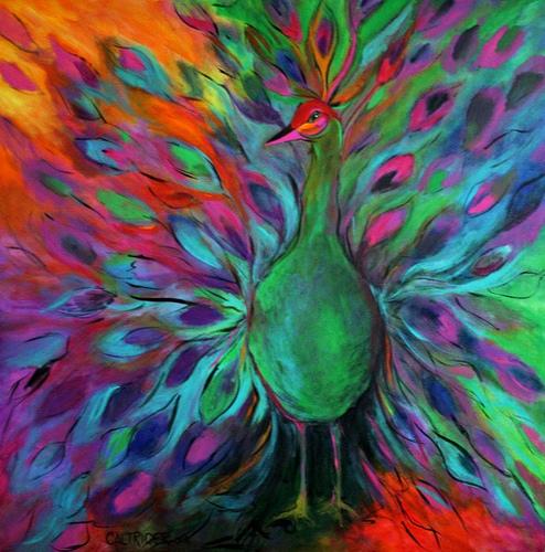 Peacock in Bloom.IMG_4263_edited-1.jpg by you.