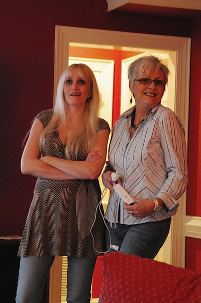 Alison&Debbie