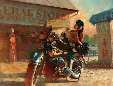 The Enthusiast by David Uhl by you.