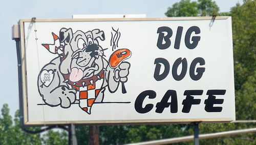 BigDogCafeSign.jpg by you.