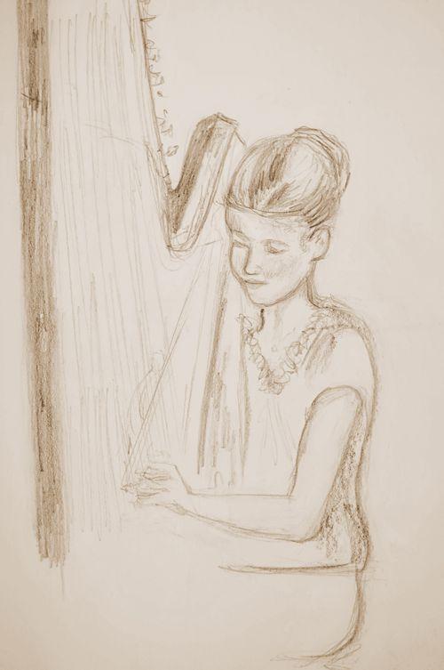 Sketch-ElizabethSmart