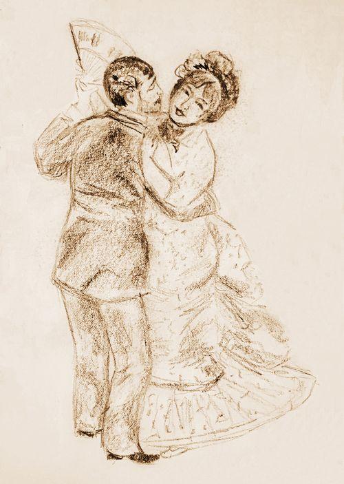 Sketch-Renoirdrawing