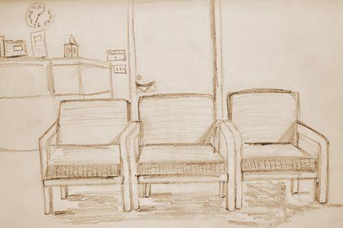 Sketch-WaitingRm