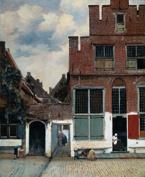 Vermeerlittle-street