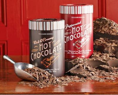 WSHotChocolate&PeppermintHotChocolate