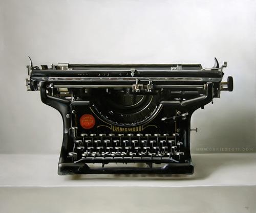 UnderwoodTypewriter