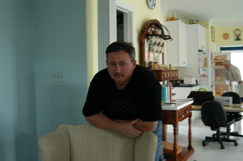Bob in family room